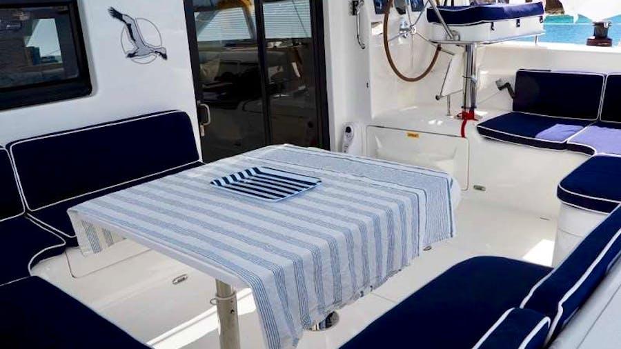 WANDA ROSE Yacht