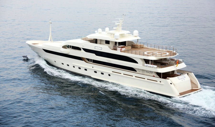 Details for MAYBE Private Luxury Yacht For sale