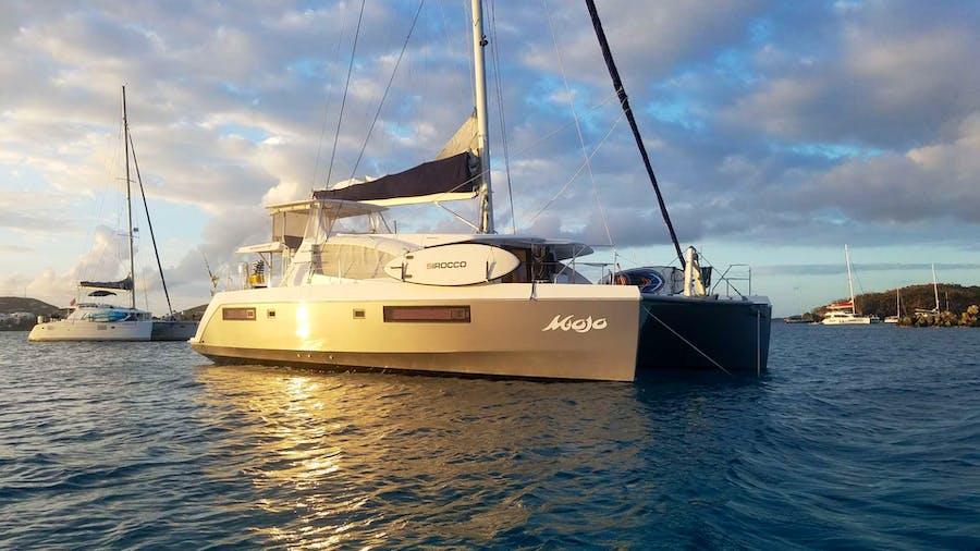 MOJO L48 Yacht