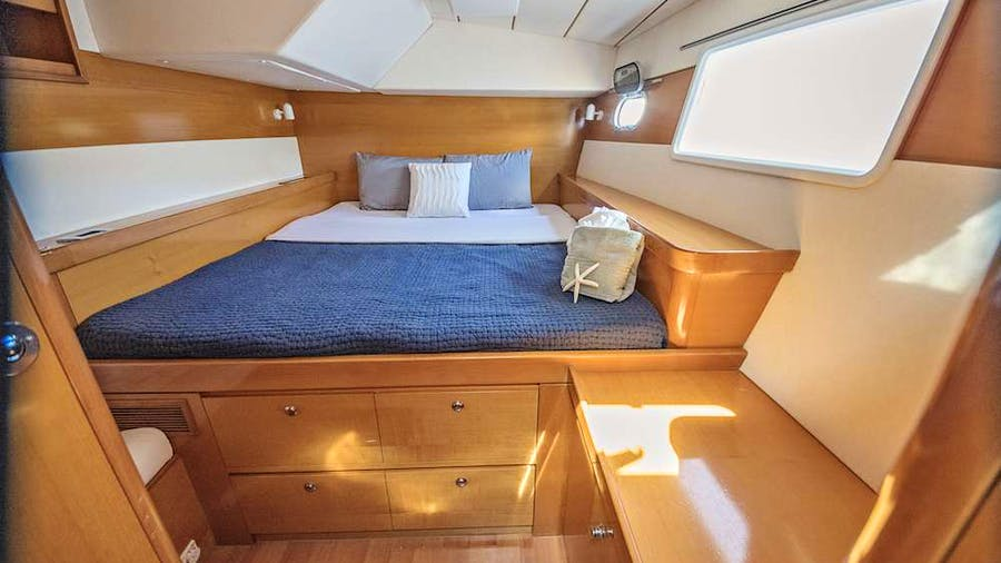 TABULA RASA Yacht