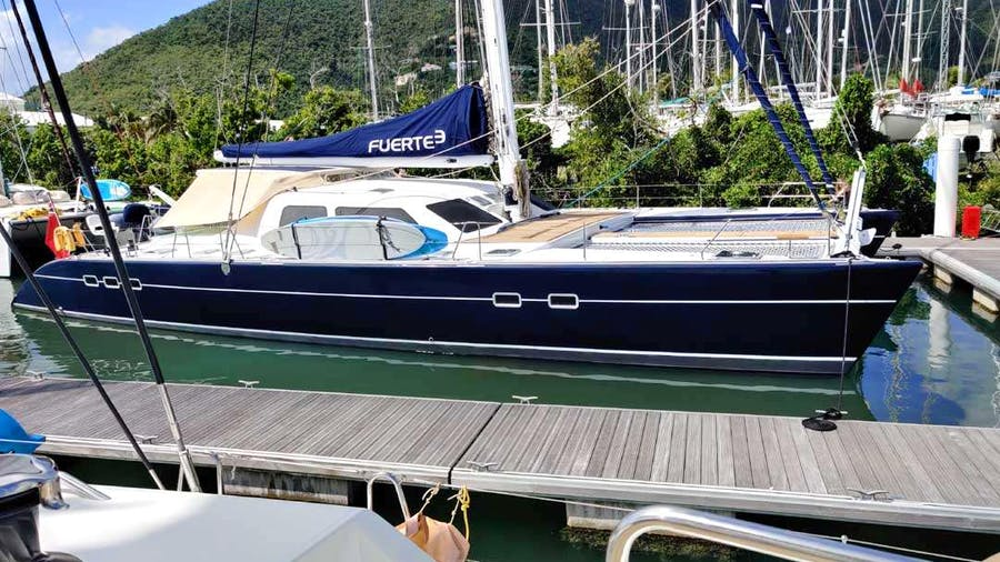 FUERTE 3 Yacht