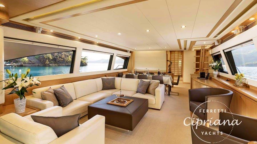 CIPRIANA Yacht
