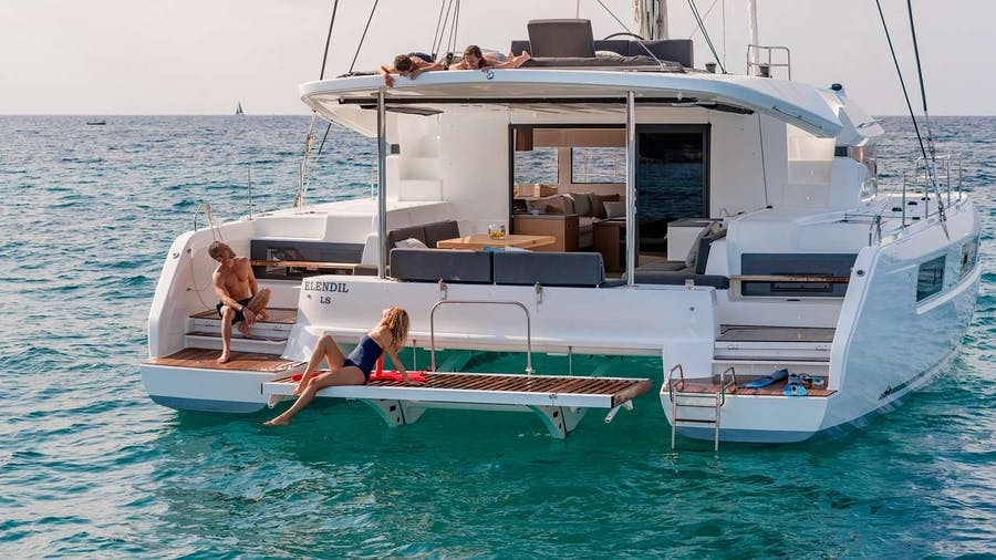 SCUBA DOO 50 Yacht