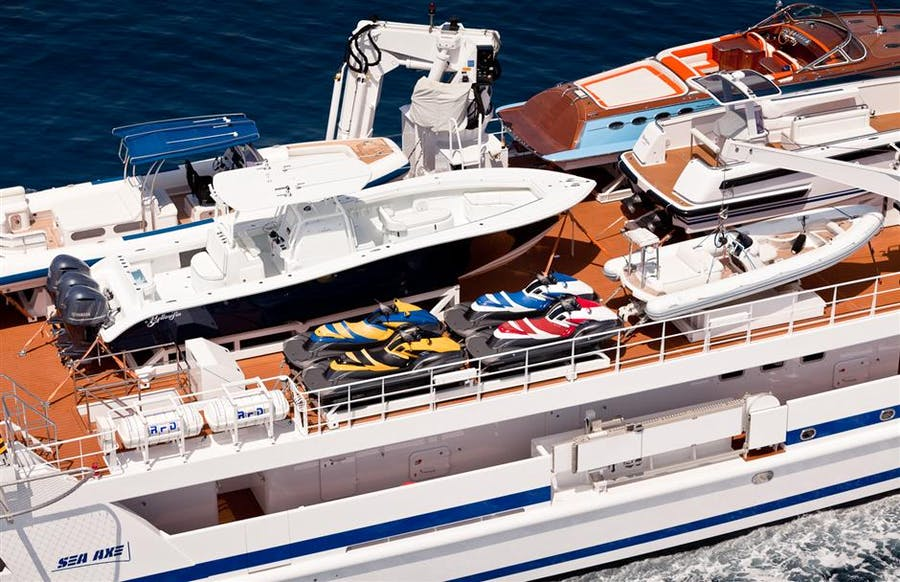 Details for GARCON Private Luxury Yacht For sale