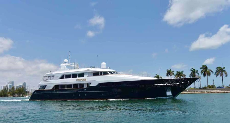 Details for UTOPIA III Private Luxury Yacht For sale