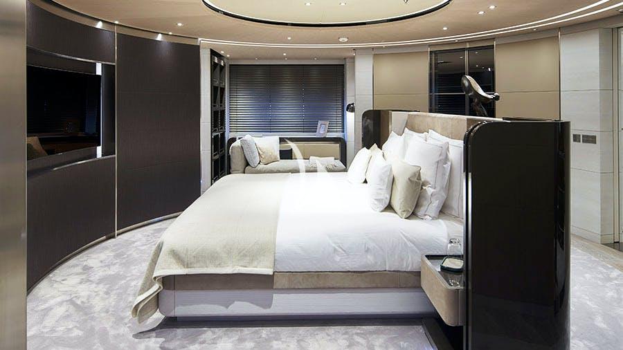 SEVERIN*S Yacht