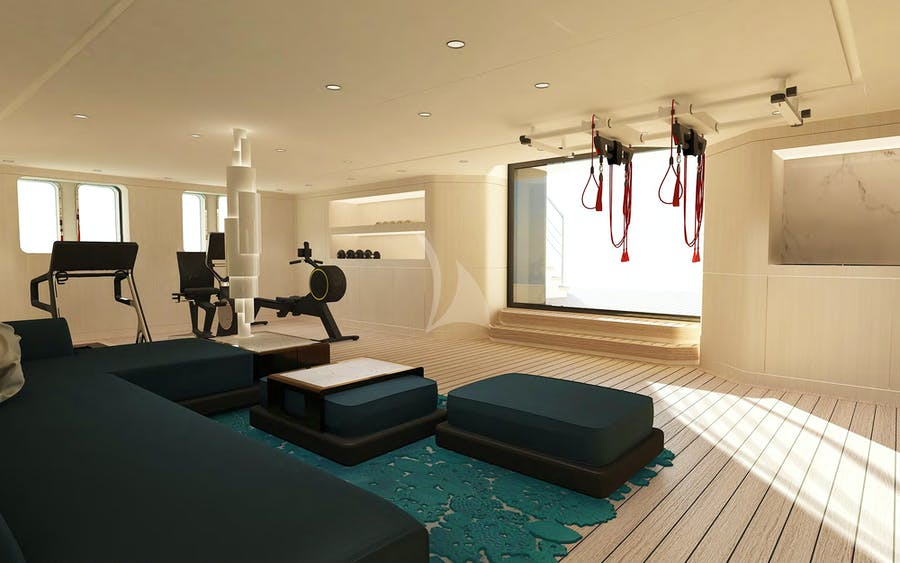 Tendar & Toys for SOARING Private Luxury Yacht For charter