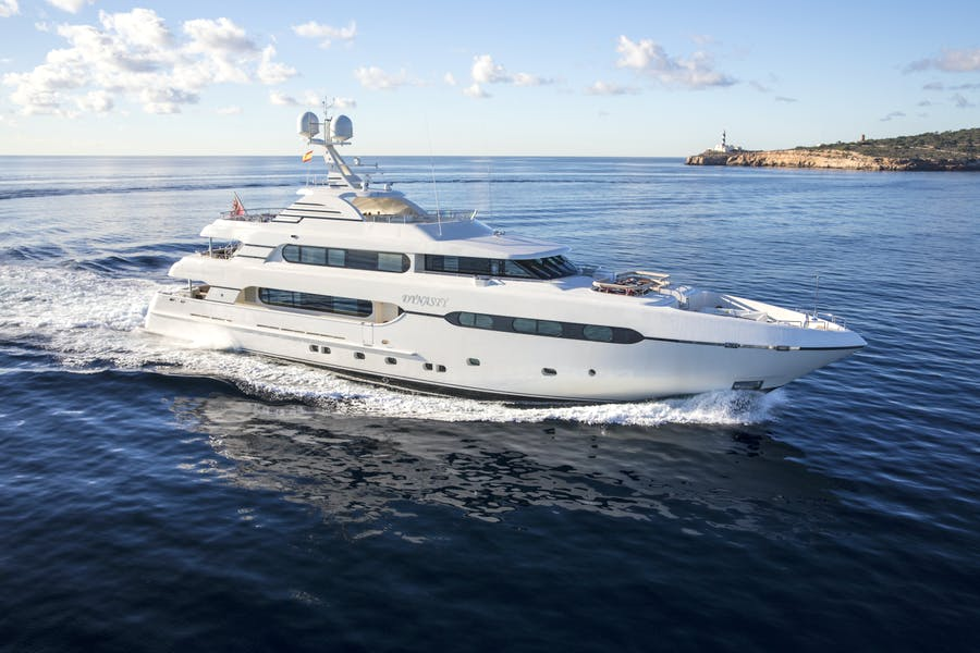 Details for DYNASTY Private Luxury Yacht For sale