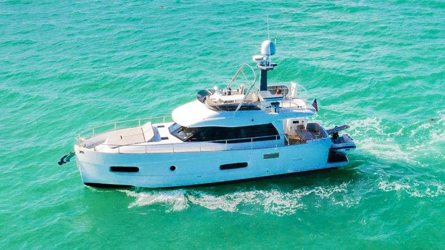MARY STELLA MARIS Yacht
