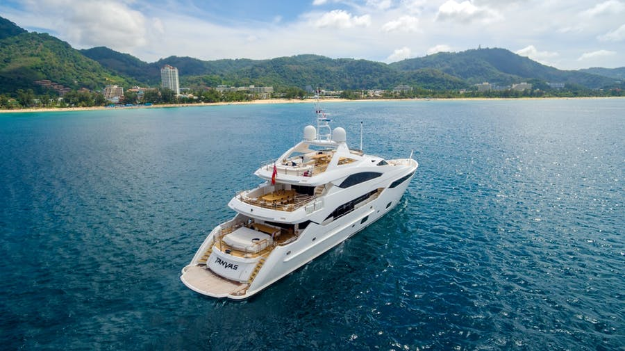 Details for TANVAS Private Luxury Yacht For sale