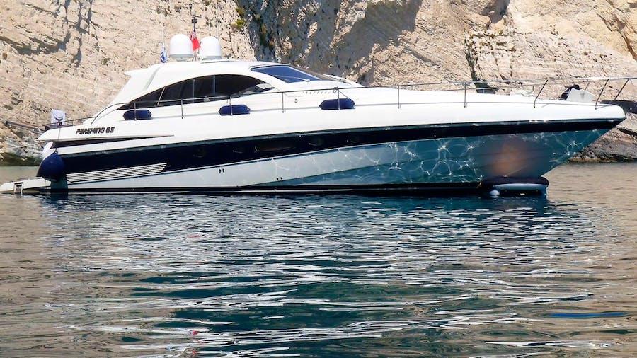 AXION Yacht