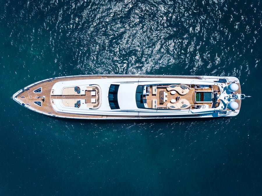 Features for TUTTO LE MARRANE Private Luxury Yacht For sale