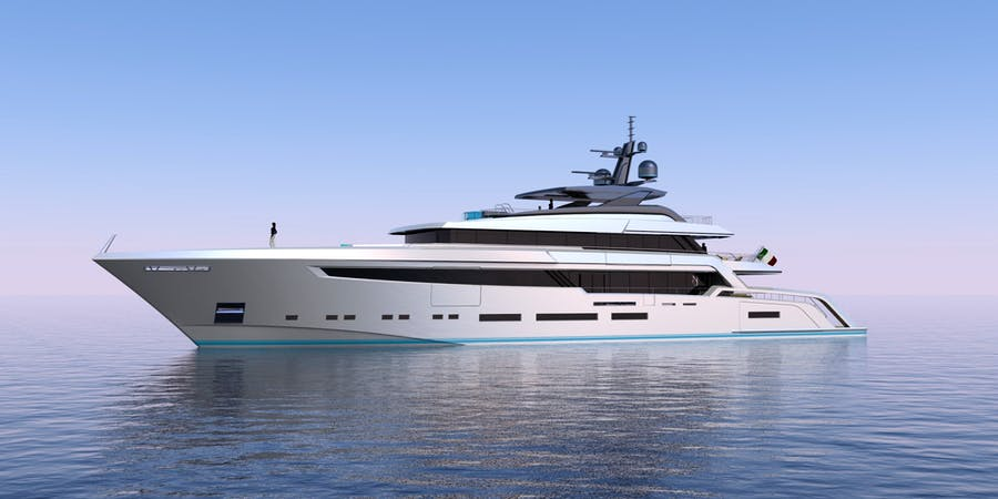 Features for BEYOND 50M Private Luxury Yacht For sale