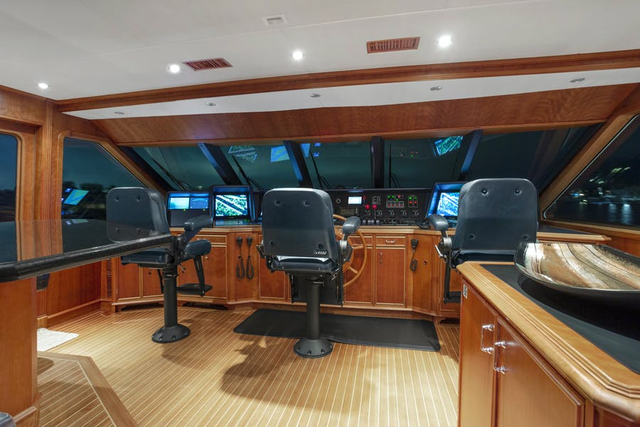 Features for KIMBERLY Private Luxury Yacht For sale