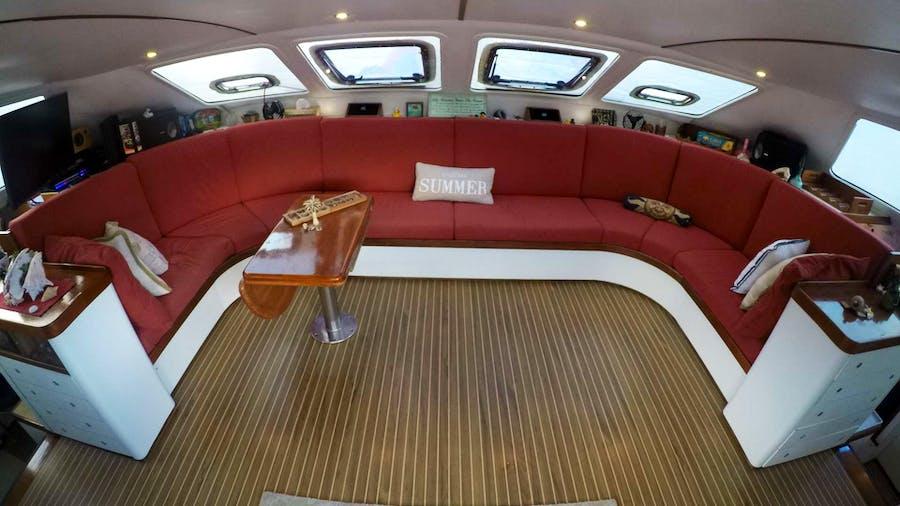 REACTION Yacht