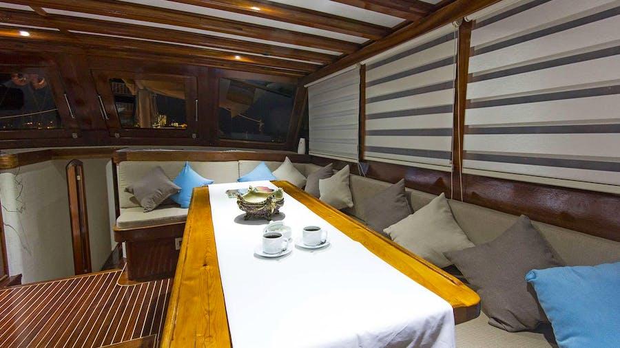Hemera Yacht
