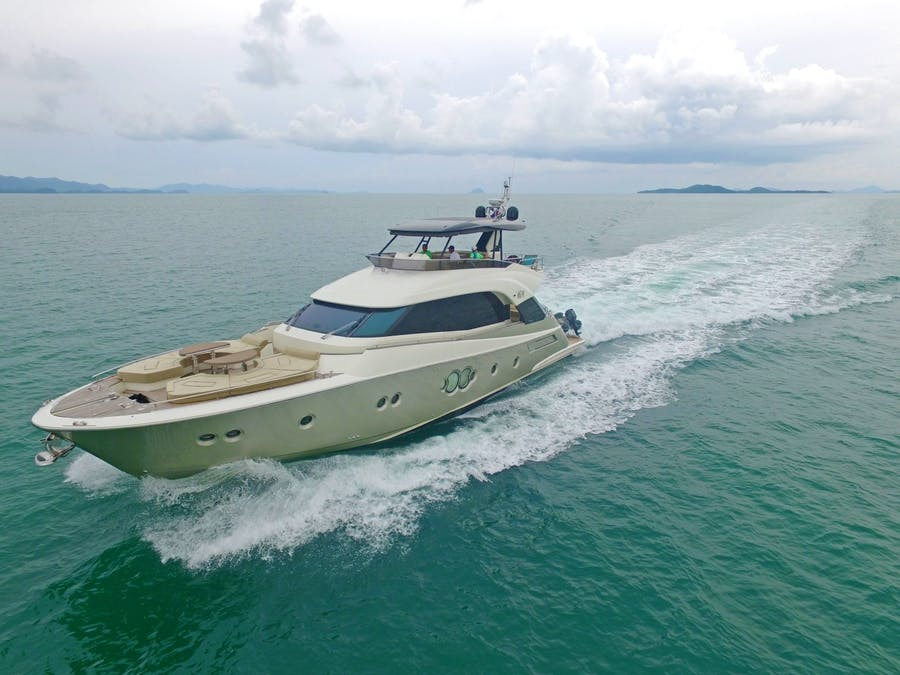 Features for WASANA Private Luxury Yacht For sale