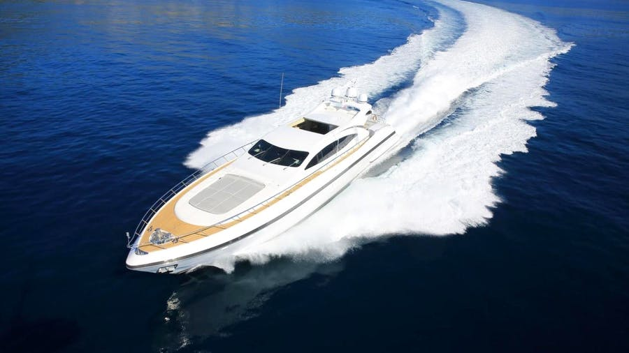 Mosking Yacht