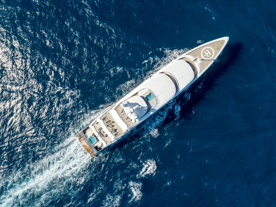 Features for ILLUSION PLUS Private Luxury Yacht For sale