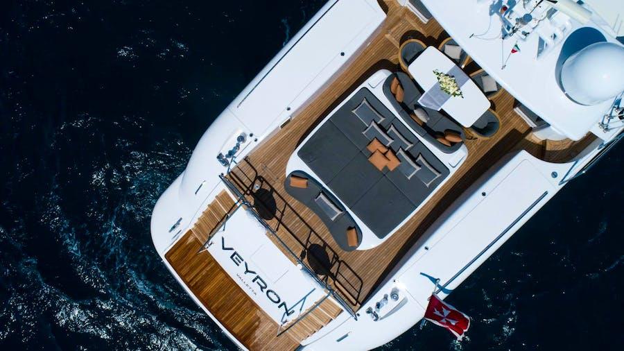 VEYRON Yacht
