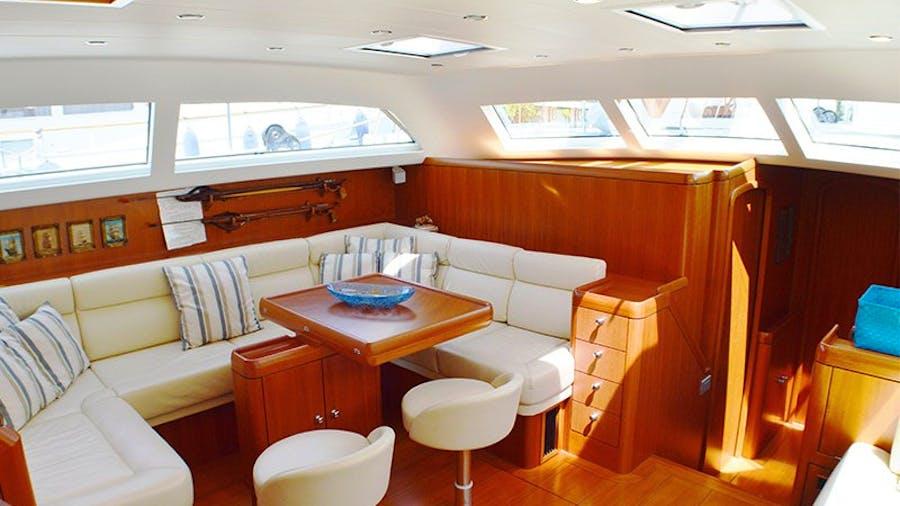 TERRA DI MEZZO 3 Yacht