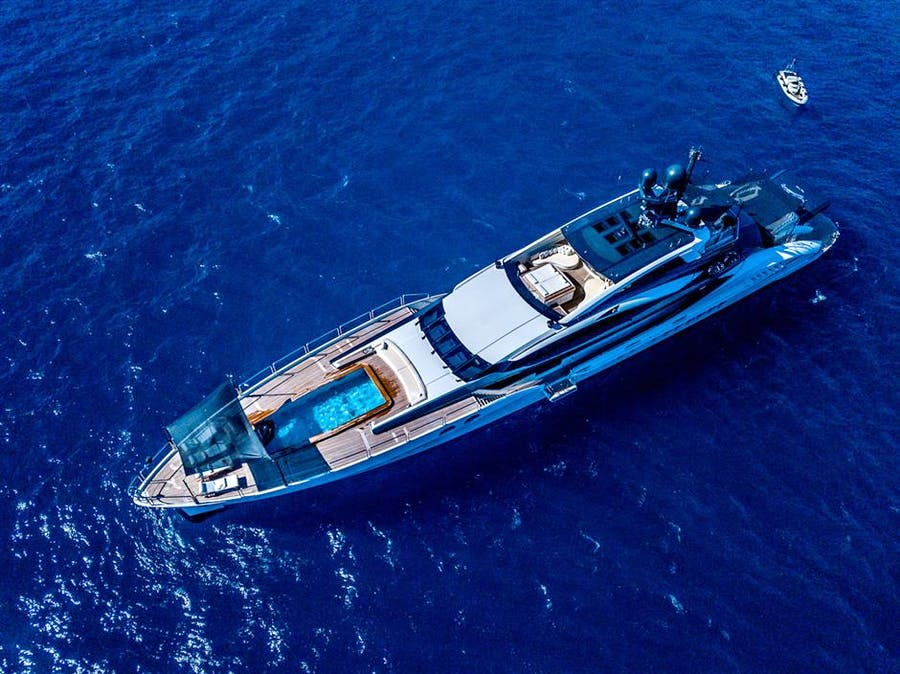 Details for BLISS Private Luxury Yacht For sale