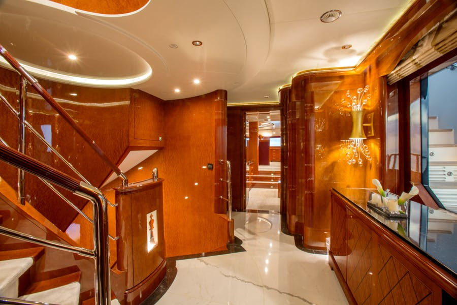 Details for CHECKMATE Private Luxury Yacht For sale