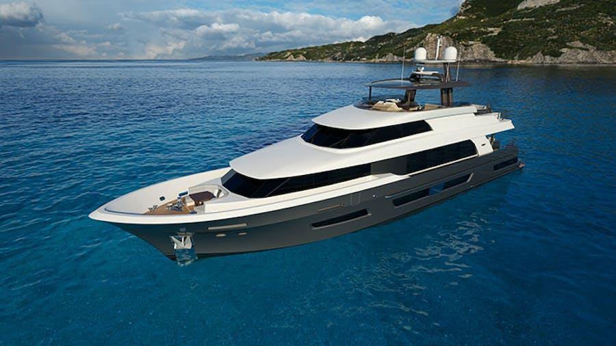 CRESCENT 110 Yacht