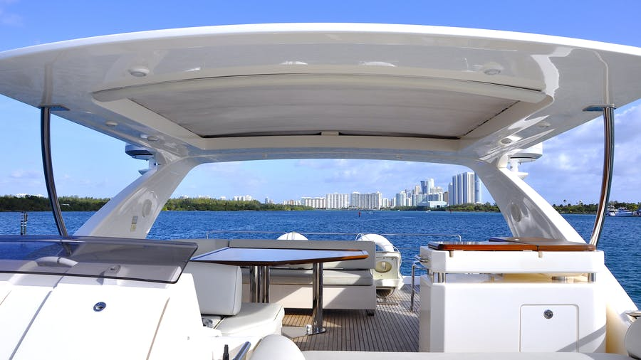 PRIVATE RESERVE Yacht