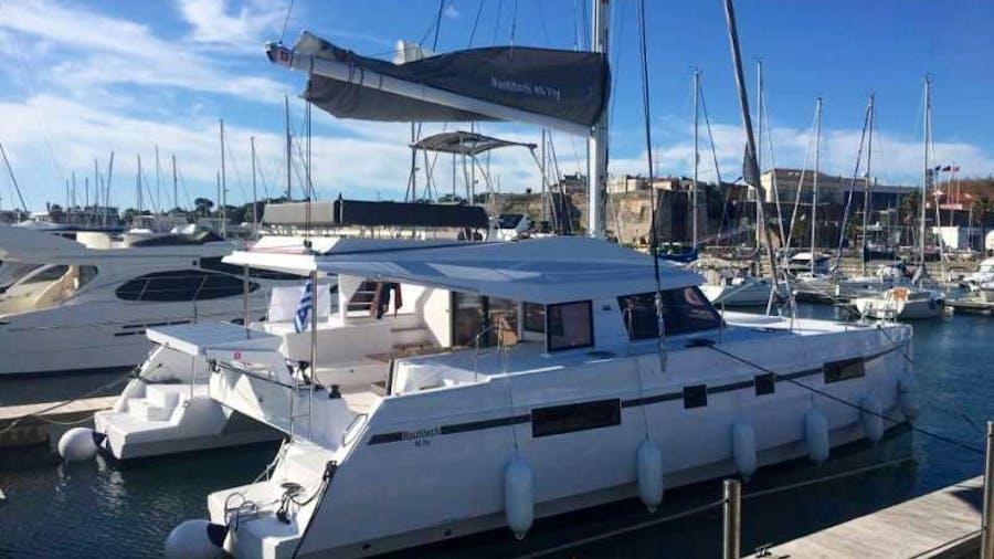 Sithonia Yacht