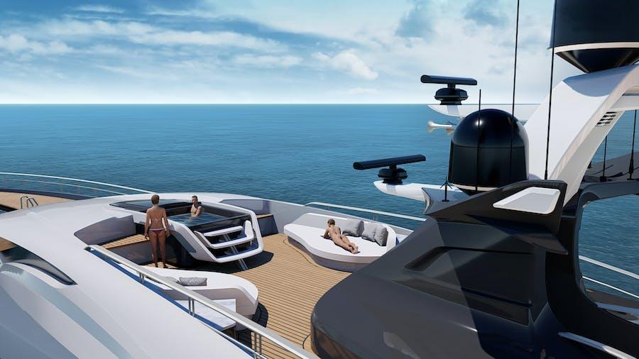 VENOM Yacht