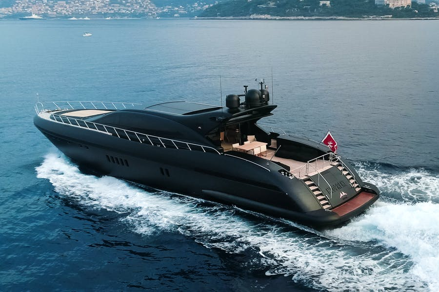 Features for NEOPRENE  Private Luxury Yacht For sale