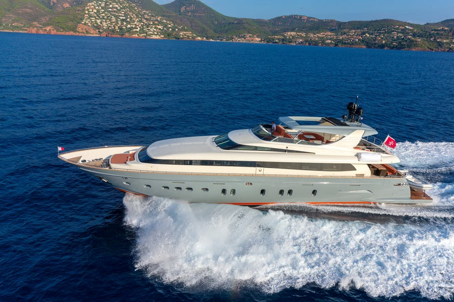Details for Y42 Private Luxury Yacht For sale