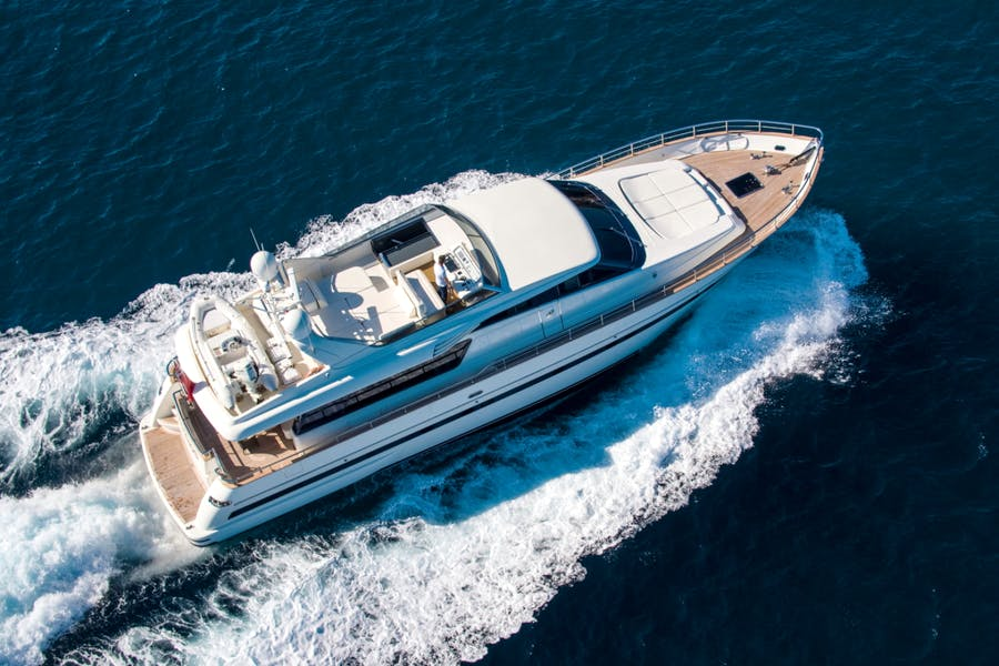 Details for MYTHOS Private Luxury Yacht For sale