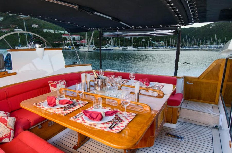 Details for MUSTANG Private Luxury Yacht For sale