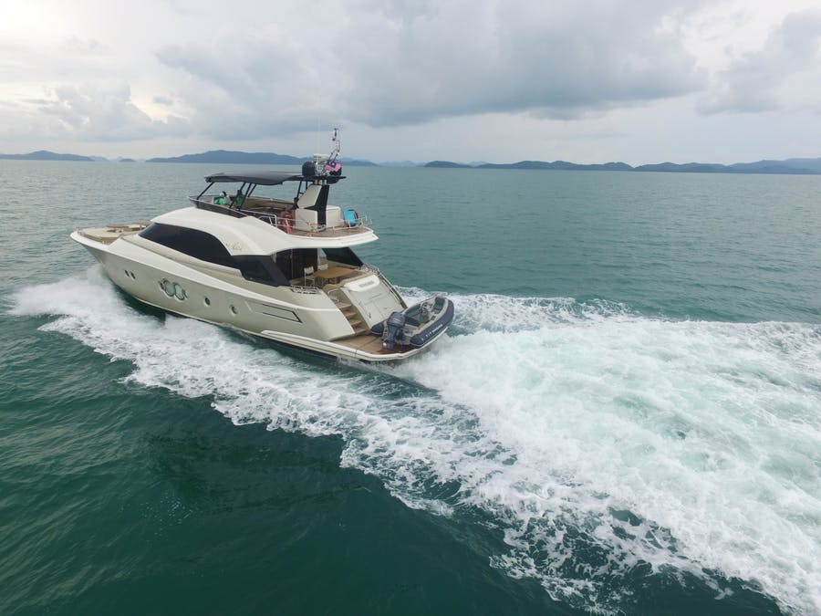 Details for WASANA Private Luxury Yacht For sale