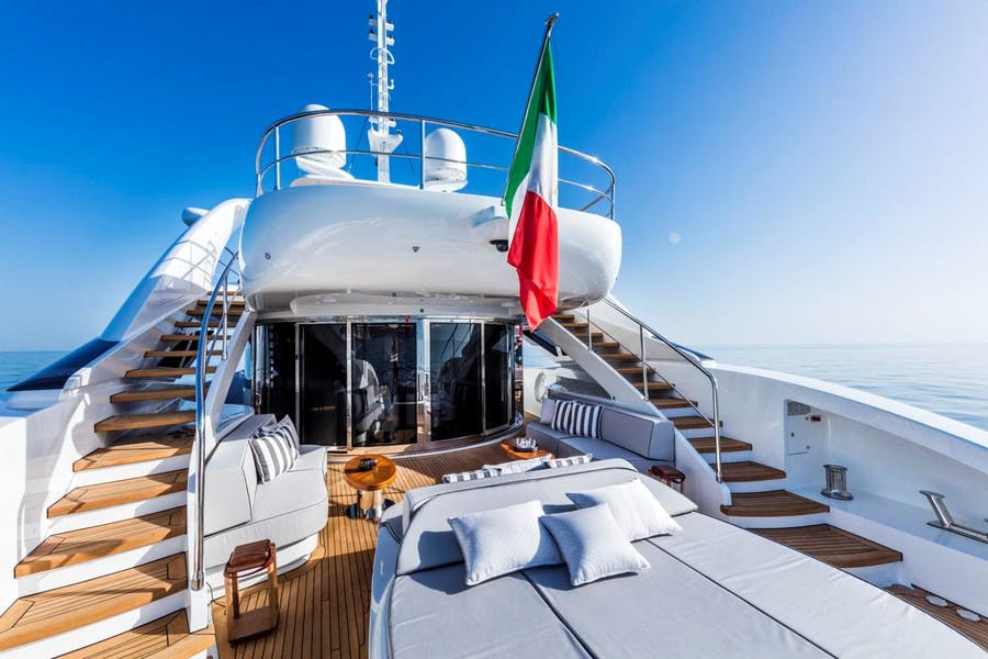 Details for CLORINDA Private Luxury Yacht For sale