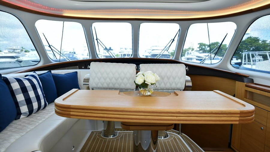 ALMOST HEAVEN Yacht