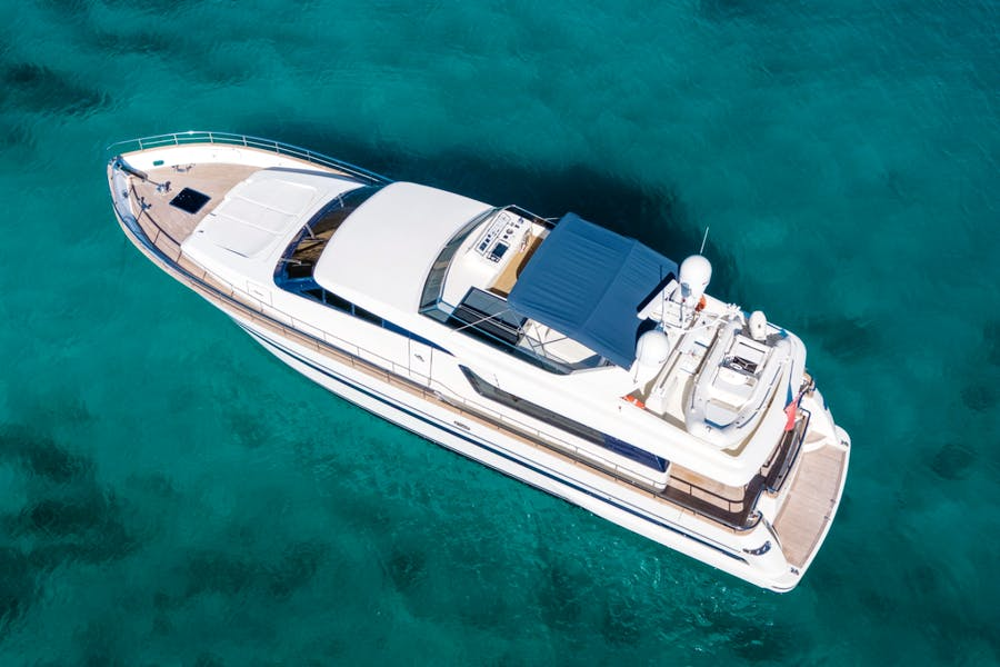 Features for MYTHOS Private Luxury Yacht For sale