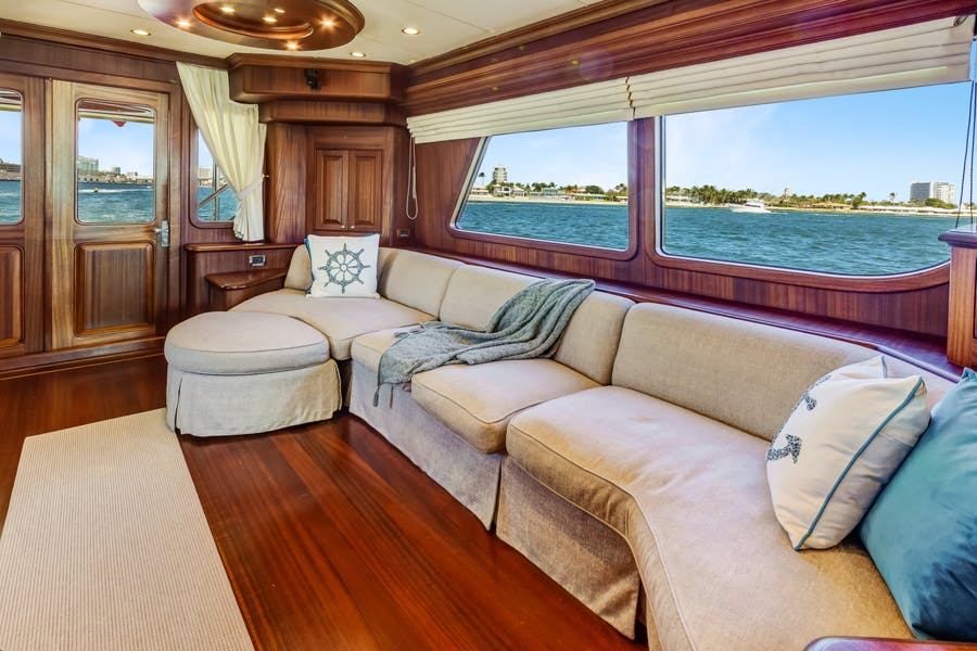 Details for CHANSON II Private Luxury Yacht For sale