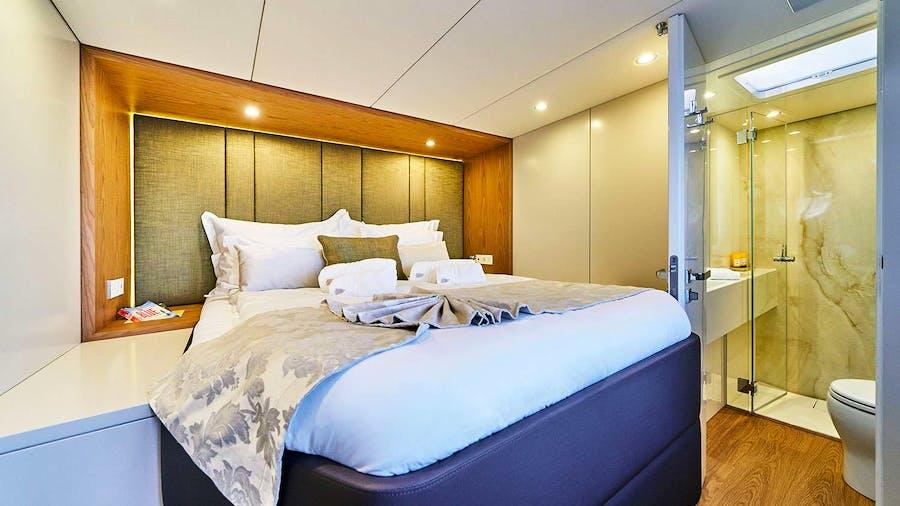 SINATA (Sunreef 60) Yacht