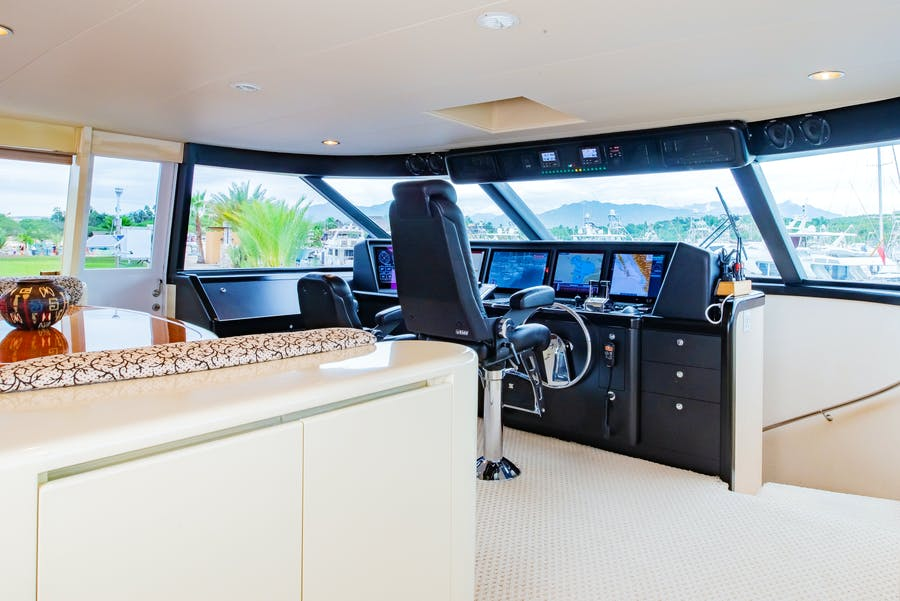Details for STEADFAST Private Luxury Yacht For sale