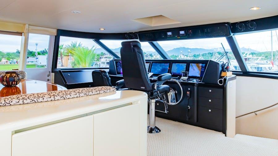 STEADFAST Yacht