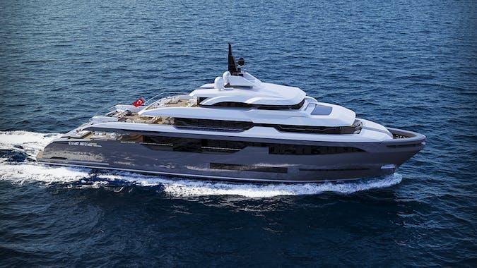 RMK 58M Yacht