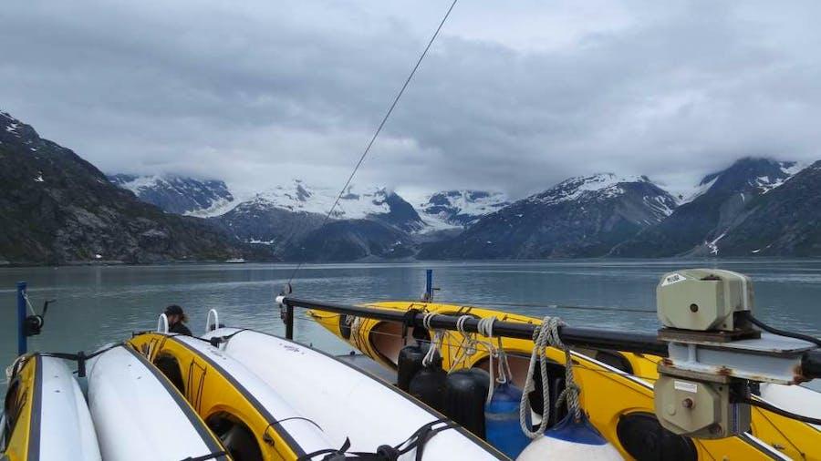 Snow Goose Yacht