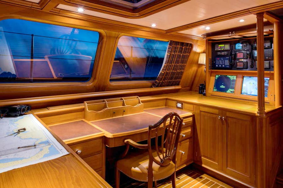 Details for BLUE TOO Private Luxury Yacht For sale