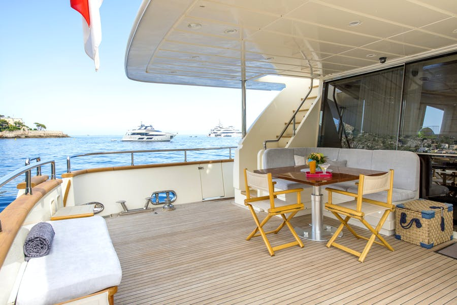 Details for ACE1  Private Luxury Yacht For sale