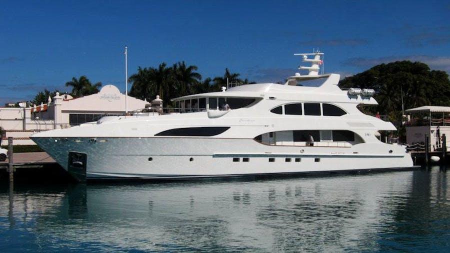 NO BADA BEES Yacht