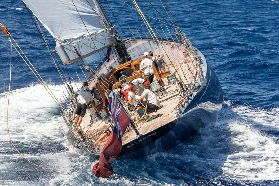 Features for RAINBOW Private Luxury Yacht For sale