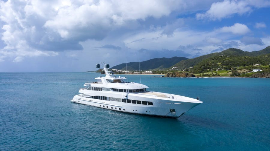 Rock It Yacht For 198 Feadship 2017